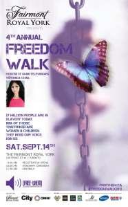 4th Annual [free-them] Freedom Walk