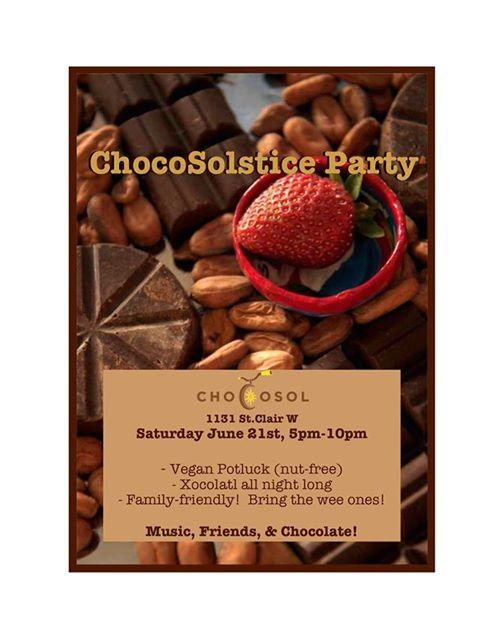 ChocoSol Summer Solstice 2014