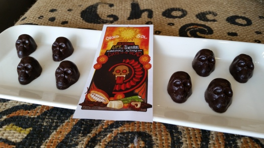 ChocoSol Chocolate Skulls 2014 2 of 2