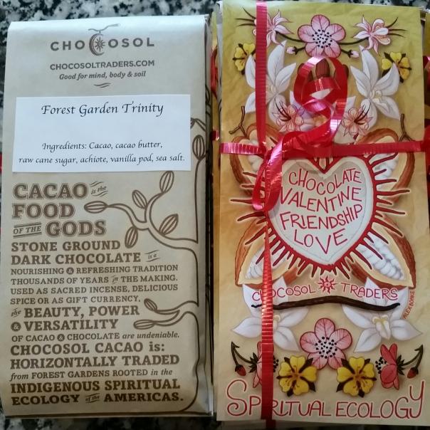 ChocoSol Forest Garden Trinity Valentine's Chocolate