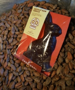 ChocoSol Medium Chocolate Bunny 2015 135grams (2)