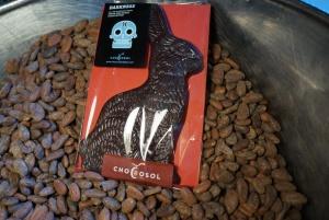 ChocoSol Tall Chocolate Bunny 2015 150grams (2)