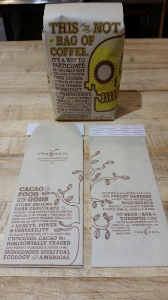 green shift packaging